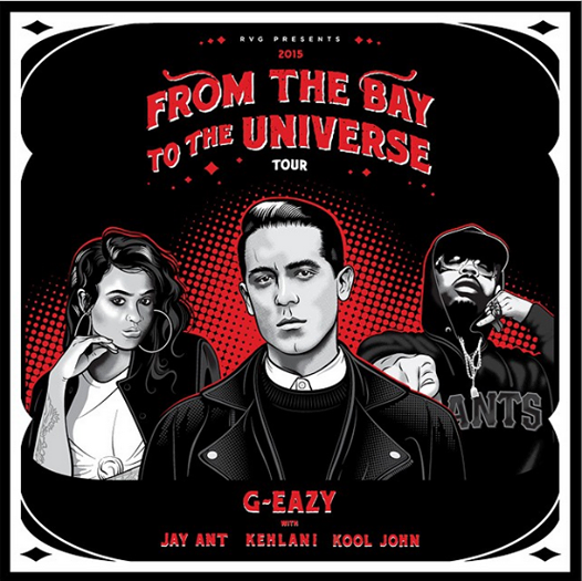 From The Bay to the Universe Tour