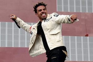 Vic Mensa Made In America 2015