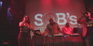 Raekwon at SOBs