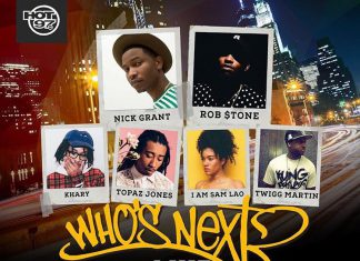 Hot 97 Who's Next