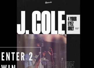 J Cole 4 Your Eyez Only Tour