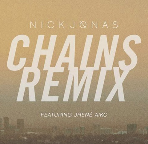 Nick Jonas feat Jhene Aiko Chains Remix